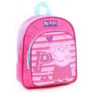 Backpack PEPPA PIG  LETTER P 31x25x9cm ORIGINAL School Kindergarden Sport
