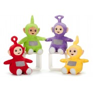 TELETUBBIES Complete SET 4 Soft Toys Plushies BIG 30cm ORIGINAL Po Dipsy Laa-Laa Tinky Winky