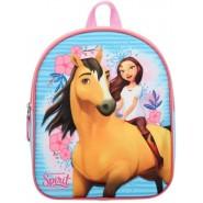 SPIRIT Horse RIDING FREE Backpack 3D DESIGN Small 31x25x12cm Original