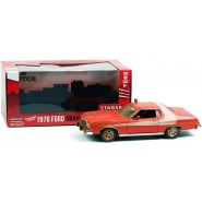 STARSKY And HUTCH Model FORD GRAN TORINO 1976 20cm Weathered Scale 1/24 DieCast Greenlight