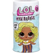 L.O.L. SURPRISE Toy Playset Sphere HAIRGOALS DOLL New 2021 SERIE 2 Makeover Official ORIGINAL LOL