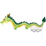 DRAGONBALL Amazing PLUSH SHENRON Dragon Polunga HUGE XXL 70cm (27.5 inches) ORIGINALE Rare