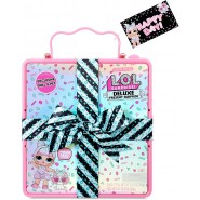 L.O.L. Surprise Pink Case Deluxe Present Surprise With Doll And Pet ORIGINAL LOL Surprise MGA