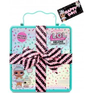 L.O.L. Surprise Green Case Deluxe Present Surprise With Doll And Pet ORIGINAL LOL Surprise MGA