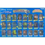 Rare BOXED Set 24 Mini FIGURES 4cm DISNEY PIXAR Part 3 Toy Story Monster Inc Nemo TOMY Japan