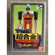 Bandai The Chogokin GT-07 Getter Robo Popy Godakin Robot Bullmark DX