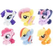 My Little Pony Complete SET 6 Mini FIGURES Fash'ems Super Squishy 3cm ORIGINAL