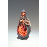 Rare Figure  8cm EMERALDAS Normal Color Trading Figure HAPPINET Japan ADIEU GALAXY 999