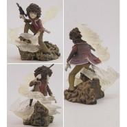 Rare Figure TETSURO Color VARIANT Trading Figure HAPPINET Japan ADIEU GALAXY 999