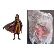 Rare Figure 8cm QUEEN EMERALDAS  Coloration SEPIA Trading Figure MEDICOS Japan Harlock