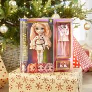 Fashion Doll BELLA PARKER 28cm Serie RAINBOW HIGH Original MGA Omg O.M.G.