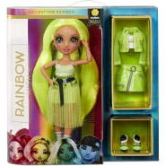 Fashion Doll KARMA NICHOLS 28cm Serie RAINBOW HIGH Original MGA Omg O.M.G.