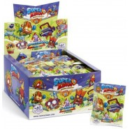 SUPERZINGS BOX 30 Sachet with 2 Characters Each ORIGINAL Super Zings Rivals of Kaboom Serie 5
