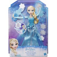 FROZEN Figure Doll ELSA Snow Powers 30cm Original HASBRO B9204