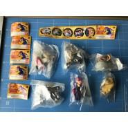 Rare COMPLETE SET 6 Figures WACKY RACES Bandai JAPAN Gashapon