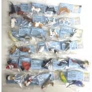 PET ANIMALS Series 3 Complete Set 30 MINI FIGURES Collection KAIYODO TAKARA Choco Egg