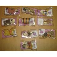 LITTLE THREE PIGS Complete Set 10 MINI FIGURES Collection FURUTA Japan Choco Egg