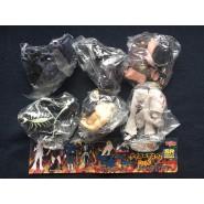 RARE Complete Set 6 Figures TIGER MASK Man PART 3 Gashapon YUJIN Japan