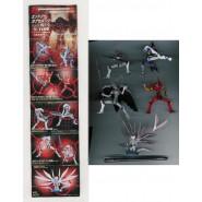 RARE Complete Set 5 Figures NEON GENESIS EVANGELION Gashapon  Japan