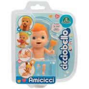 Figure Doll AMICICCI Version RED HAIR Name CICCIOTIM Tim Blister Original Giochi Preziosi CICCIOBELLO Friends