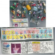 RARE Complete SET 24 MINI FIGURES DISNEY CHOCO PARTY Part 2 ORIGINAL Furuta Tomy JAPAN