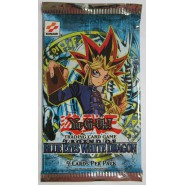RARE ENGLISH Yu Gi Oh Legend Of Blue Eyes White Dragon Trading Card Game Sealed BOOSTER With 9 Cards