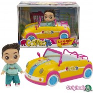 BOX 2-PACK 2 Dolls LUI And SOFI Me Contro Te 30cm Original GIOCHI PREZIOSI