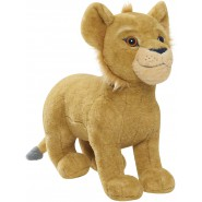 THE LION KING Plush Soft Toy Peluche SIMBA Big 35cm WITH SOUNDS Original