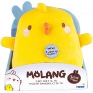 Chick PIU PIU 25cm Soft Toy Peluche Plush ULTRA SOFT from cartoon MOLANG Original TOMY