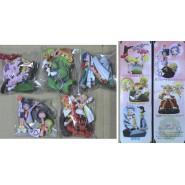 DOREMI Rare SET 5 Trading Figures DIORAMA Original Japan ABC