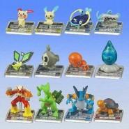 Rare Mini Figure Full Set of 12 Pokemon Go Full Color Advance Part 05 Gashapon Bandai japan
