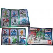 Rare Mini Figure Full Set of 15 Pokemon Go Full Color Advance R & S & E Ruby Emerald Sapphire Gashapon Bandai japan