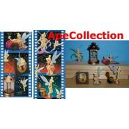 RARE Set 6 Figures TINKERBELL Diorama Gashapon YUJIN Japan