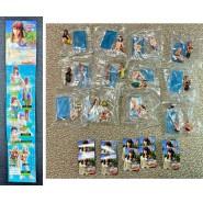 Rare SET 12 Figures DEAR OR ALIVE Extreme BEACHVOLLEYBALL Original BANDAI Gashapon JAPAN Spiderman Wolverine etc.