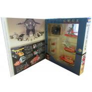 THUNDERBIRDS Classic Container Mecha Series Part 1 Bandai CWUE Hot Wheels Charawheels Ultimate Edition Carlton