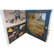 THUNDERBIRDS Classic Container Mecha Series Part 2 Bandai CWUE Hot Wheels Charawheels Ultimate Edition Carlton