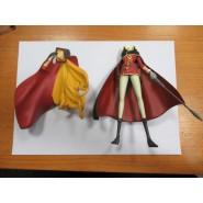 BROKEN FIGURE Ultra RARE Figure 20cm EMERALDAS from CAPITAN HARLOCK Albator Anime Colletion Manga Distribution