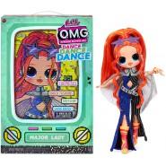 MAJOR LADY Figure Doll 25cm Serie DANCE O.M.G. Fashion ORIGINAL MGA OMG