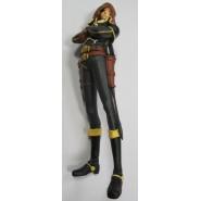 BROKEN FIGURE Ultra RARE Figure 20cm CAPITAN HARLOCK From The Manga Albator Anime Colletion Manga Distribution w/o Boc
