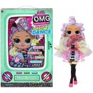 MISS ROYALE Figure Doll 25cm Serie DANCE O.M.G. Fashion ORIGINAL MGA OMG