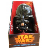 Plush Soft Toy DARTH VADER Talking In Box 20cm Official ORIGINAL STAR WARS Play By Play