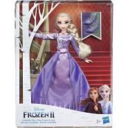 FROZEN 2 Figure Doll ELSA Arendelle 30cm Original HASBRO E6844