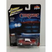 Model Car PLYMOUTH FURY 1958 Movie CHRISTINE Normal Version Daytime Version SCALE 1/64 Johnny Lightning