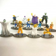 ULTRA RARE SET 12 Figures DRAGONBALL Z Soul Of Hyper Figuration BEST SELECTION ALL COLORED In Original Box BANDAI