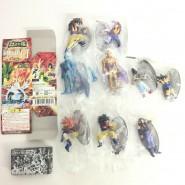 SET 9 Figures DRAGONBALL GT Soul Of Hyper Figuration PART 2 Version COLORED Original BANDAI Japan Gashapon Trading Figures