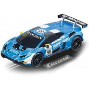 Model LAMBORGHINI HURACAN GT3 BLUE Number 98 Scale 1:43 10cm Track CARRERA GO 20064162