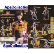 Rare SET 6 Figures VAMPIRE SAVOIR Gashapon JAPAN Original YUJIN
