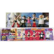 Rare SET 6 Figures ASTROBOY Mighty Atom PART 1 Gashapon JAPAN Original YUJIN