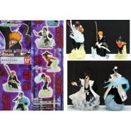 RARE Complete Set 5 Figures BLEACH PART 2 Gashapon BANDAI Japan