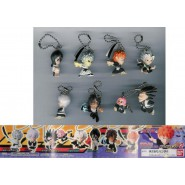 RARE Complete Set 7 Figures  BLEACH DEFORMED with DANGLER PART 2 Gashapon BANDAI Japan